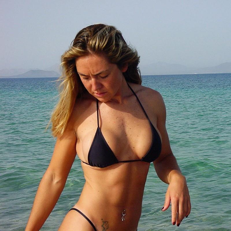 Dear-lover 4109 Tanga Bikini Liebesabenteuer mit Top in Gr M//L