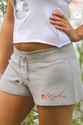 Skinsix SW 375 Shorts in marbled grey