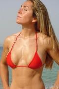 bikinini T500T-L Sexy Brazilian Bikini Tie mit Top L
