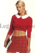 Leg Avenue 8082 2PC Naughty School Girl