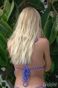 bikinini B301 Mini Bikini Stripe Top S