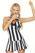 Leg Avenue 83035 3 PC. Referee costume