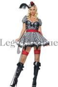 Leg Avenue 83378 Treasure Chest Pirate Wench Costume Size S