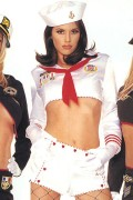 Leg Avenue 8904 3PC Sailor Uniform Include Hat Size M