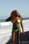 bikinini T500T-XL Sexy Brazilian Bikini Tie con Top XL
