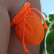 bikinini H050 Ultimate bolso de escroto de pene extremadamente sexy para hombres