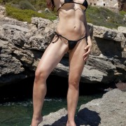 bikinini T400T Tanga Tie